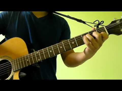 A Thousand Years - Christina Perri - Easy Guitar Tutorial (No Capo)