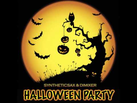 Syntheticsax & DimixeR - Welcome to Halloween Party (Original Mix)