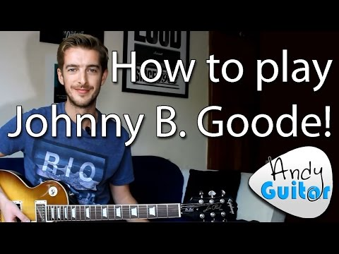 Play TEN songs on guitar with three EASY chords | Johnny B Goode | Chuck Berry