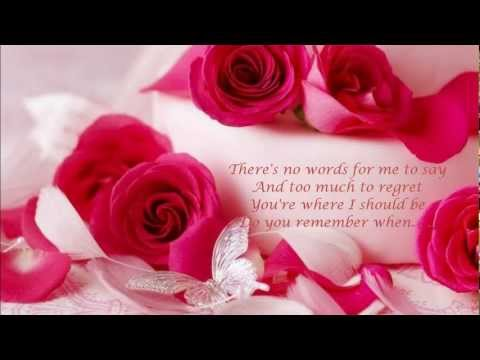 Marc Anthony - Remember Me + Lyrics