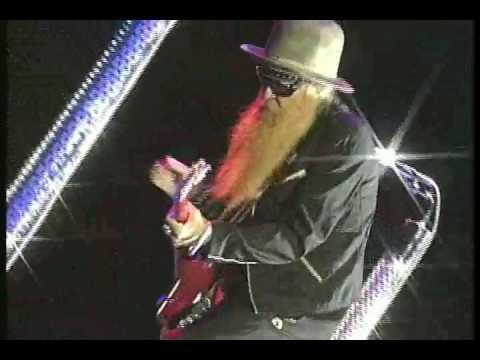ZZ TOP Blue Jean Blues 2007 LiVE @ Gilford