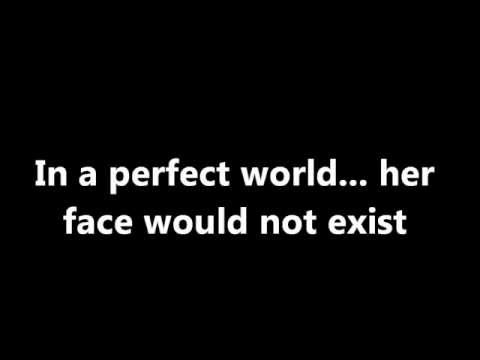 Billy Talent ~ Perfect World (Lyrics)