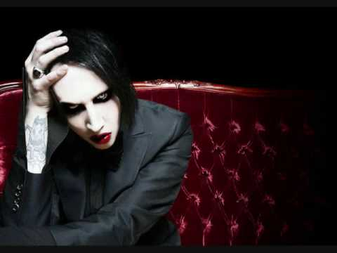 Marilyn Manson If I Was Your Vampire w/ lyrics