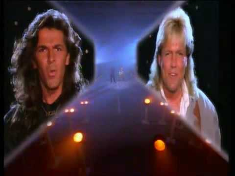 Modern Talking - Jet Airliner ( Official Video 1987 HQ ) C: Dieter Bohlen