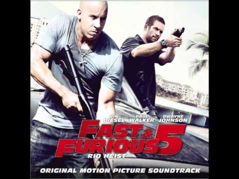 Fast & Furious 5 Soundtrack - Hybrid - Han Drifting