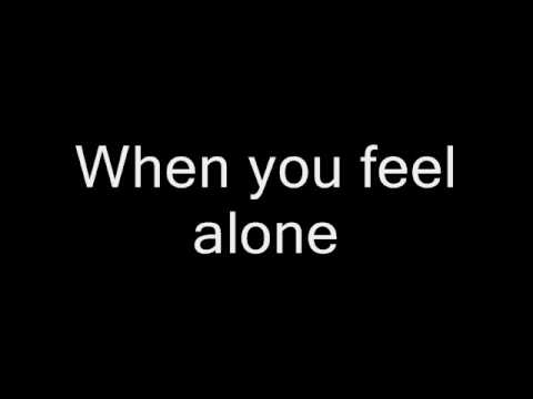 Sanctus Real - Alone Lyrics