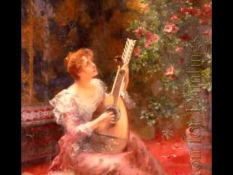 V. Vavilov - Green Sleeves / Зелёные Рукава (English Folk Lute Music) #FolkRockVideo