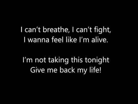 Papa Roach - Give Me Back My Life (Uncensored and Lyrics)