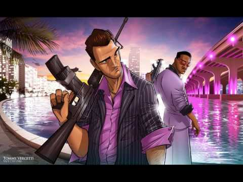 GTA Vice City OST -  Sunglasses At Night