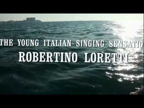 "Robertino Loretti, ""Come back to Sorrento""- ""Torna a Sorrento""- ""Вернись в Сорренто"""