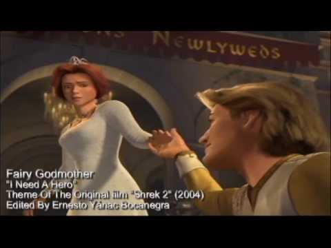 Shrek 2 - I Need A Hero