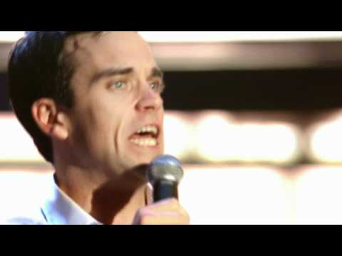 Robbie Williams - My Way [HD] Live At Royal Albert Hall, Kensington, London - 2001