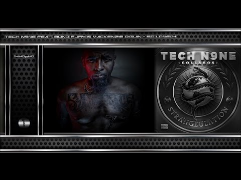 Tech N9ne - So Lonely feat. Blind Fury & Mackenzie O'Guin