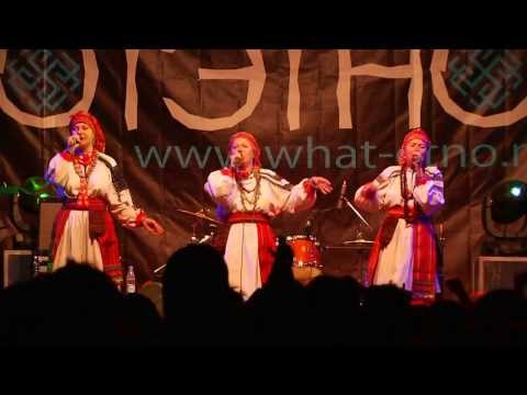 Иван Купала - Стол / Ivan Kupala - Table (Electro Folk)
