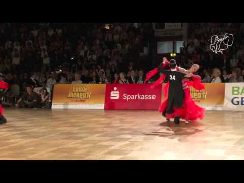 2012 European Standard | The Semi-Final | Viennese Waltz