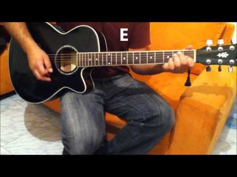 Lady Gaga Born This Way Guitar Chords