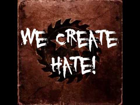 Whitechapel - Hate Creation (Lyrics!!!)