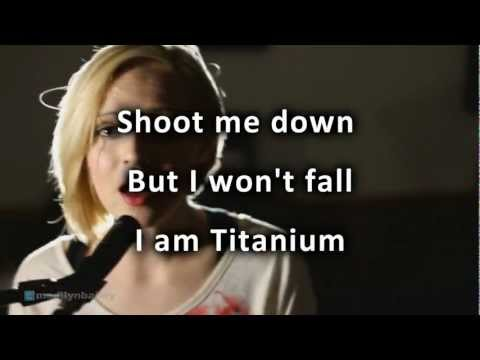 David Guetta ft.Sia Titanium Instrumental [HD] [HQ]