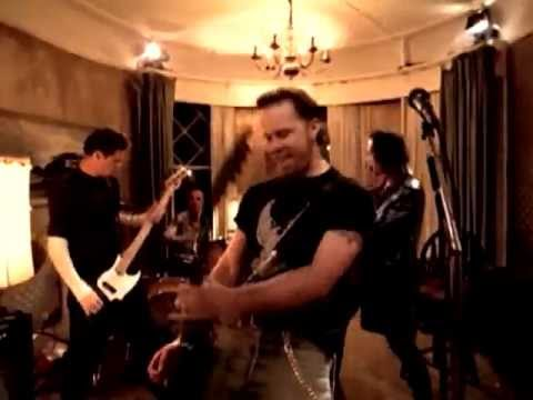 Metallica - Whiskey In The Jar [Official Music Video]