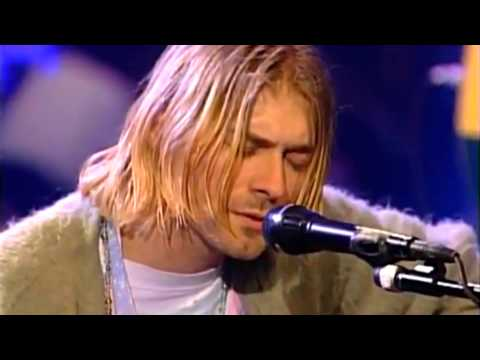 Nirvana - Where Did You Sleep Last Night (HD) - Unplugged in New York