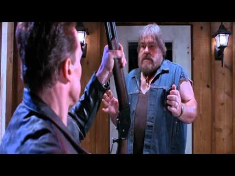 Terminator 2 Bad to the Bone scene HD