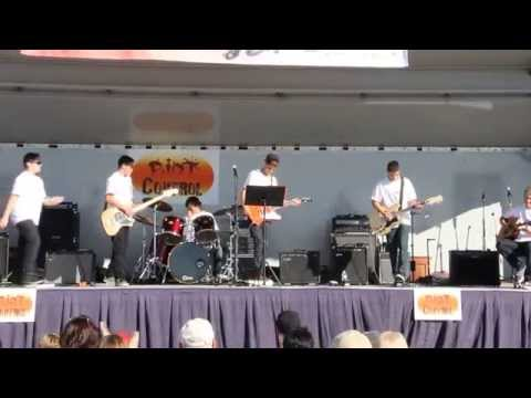Hotel California Cover by Riot Control 10-28-12 at Wings, Wheels and Rotors