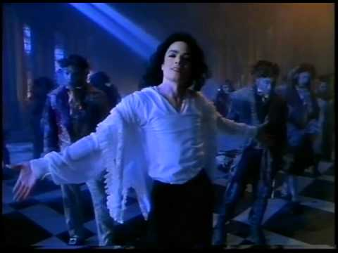 Michael Jackson-- MONSTER (Form GHOSTS)