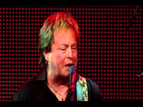 Rick Derringer - Real American Music Video (Hulk Hogan Theme)