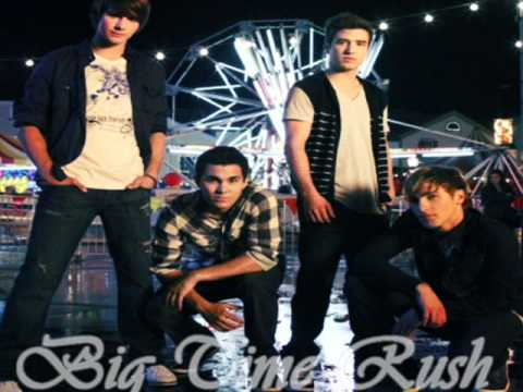 Big Time Rush - Boyfriend (original song) (full)