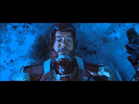Iron man 3 music video eiffel 65 i'm blue