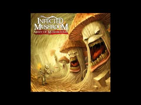 Infected Mushroom - Wanted To [HQ Audio]