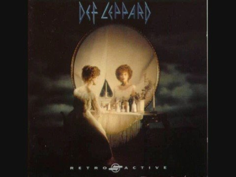 Def Leppard - I Wanna Be Your Hero