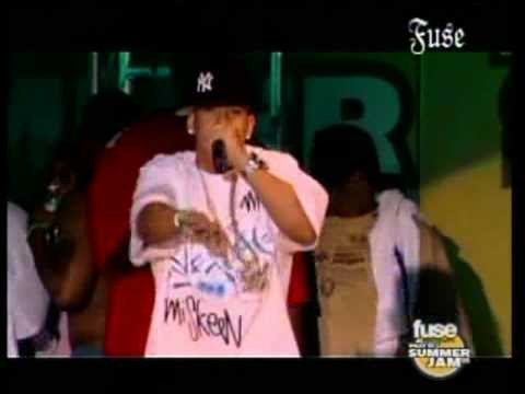 daddy yankee ft pitbull and lil jon gasolina summer jam 2005