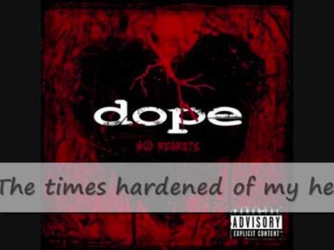 Dope My funeral w/lyrics