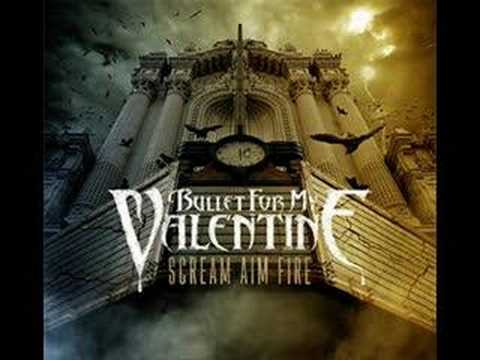 Bullet For My Valentine - Hearts Burst Into Fire (Acoustic)