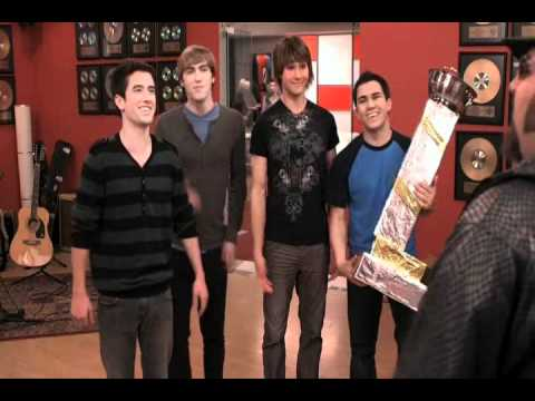 Big Time Rush прикол