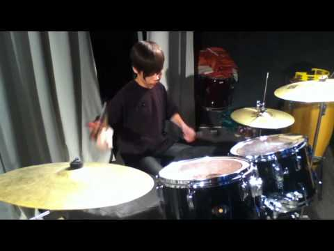 Skillet-Monster (drums cover)