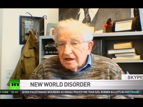 Noam Chomsky: NATO became US-run intervention force