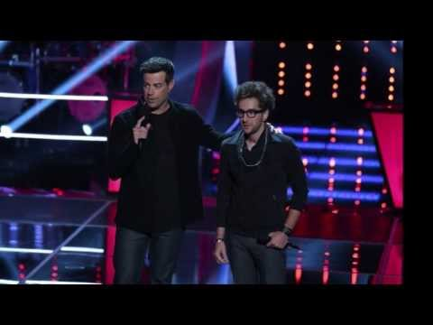 Will Champlin (The Voice 2013,Season 5) - covering Love Me Again by John Newman