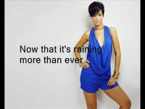 Rihanna - Umbrella (Instrumental + Lyrics)