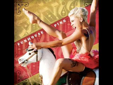 Pink - glitter in the air