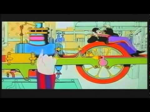 The Beatles - Yellow Submarine (High Definition)