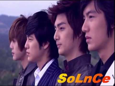 Boys Over Flowers - F4