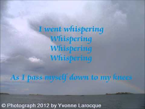 Whispering (Lyric) Video - Alex Clare