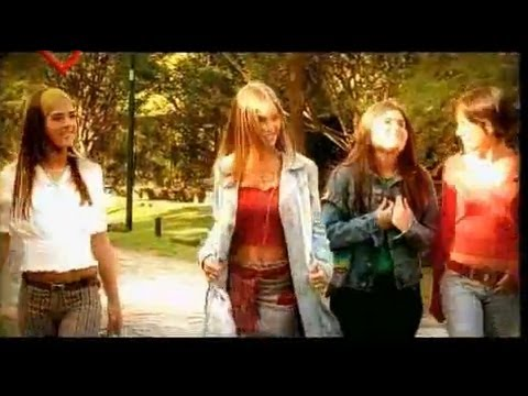 Rebelde Way, Canción