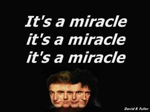 Queen - The Miracle Karaoke (Real Queen Music)