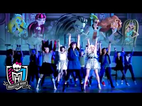 Fright Song | Monster High