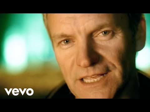 Sting - Stolen Car (Take Me Dancing) (Radio Version)