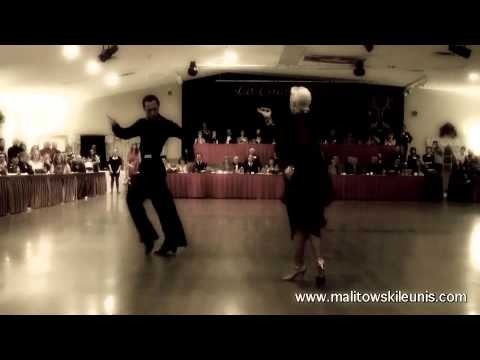 Michał Malitowski & Joanna Leunis Rumba (Limit to Your Love)