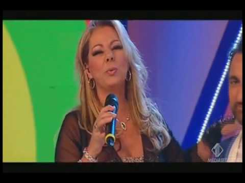 Sandra - Japan Ist Weit (Live on Italy TV 2010)